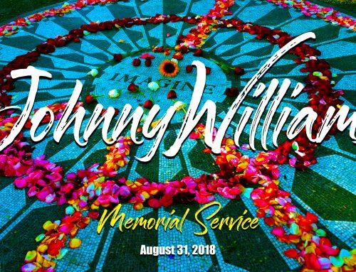 Johnny Williams memorial