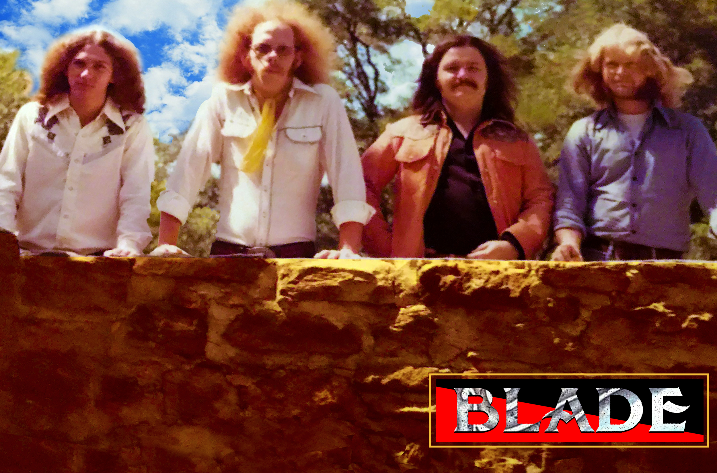 Blade Band Pic 1977